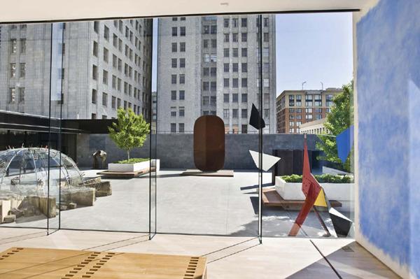 도시&농업  샌프란시스코 현대미술관 옥상 조각정원 - Daum 카페