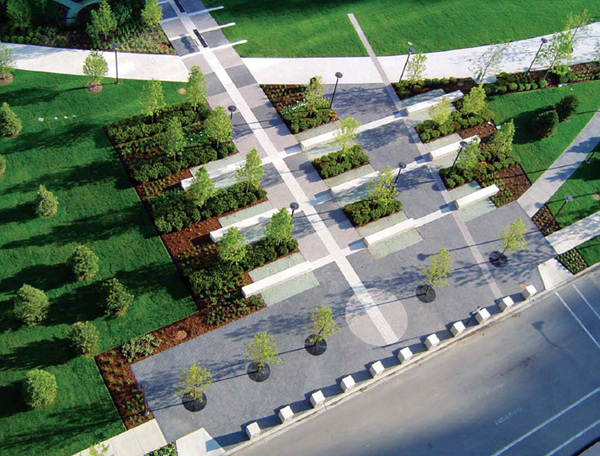 The for Advanced landscape design